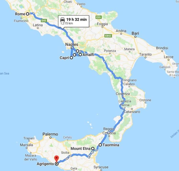 Part 2 map